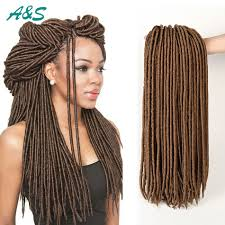 Curly Hair Extensions For Braiding 1b faux locs jumbo hair extentions jumbo braid hair crochet braids
