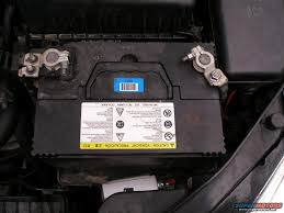 nissan altima 2005 battery battery clamps already oxidizing automotive general topics