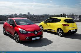 renault clio 2012 black ausmotive com 2013 renault clio iv revealed