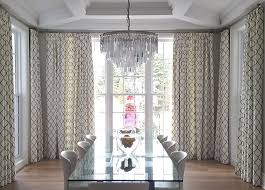 dining room curtains ideas dining room curtains window treatments budget blinds throughout