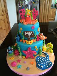 dory birthday cake cake ideas
