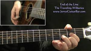 traveling wilburys end of the line images How to play the traveling wilburys end of the line intro only jpg