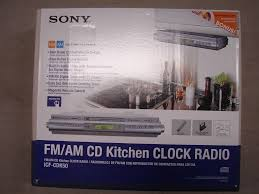 kitchen under cabinet radio cd player under cabinet kitchen cd clock radio maxbremer decoration