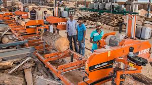 kolkata timber company expanding with 6 wood mizer sawmills youtube