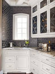 black subway tile kitchen backsplash best 25 black subway tiles ideas on white tiles black