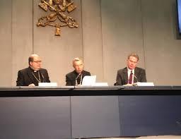 ladari a feature prefect of cdf archbishop ladaria salvation cannot be