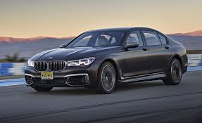 bmw m7 msrp 2017 bmw m760i xdrive drive review car and driver