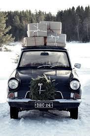 Christmas Vehicle Decorations 25 Unique Christmas Car Ideas On Pinterest Christmas Car
