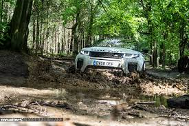 land rover mud range rover evoque convertible review carwitter