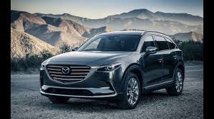 mazda cx 9 2018 mazda new cx 9 changes youtube