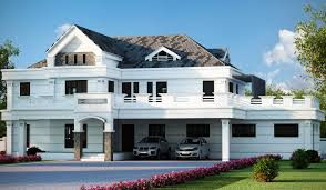 Modern Style Luxury Villa Exterior Joyous Luxury House Plans In Kerala 7 Square Feet Luxury Villa