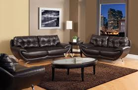living room with brown furniture espresso furniture color