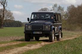 jaguar land rover defender first drive land rover defender electric prototype aronline
