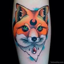 fox face tattoo tattoo designs tattoo pictures fox face tattoo