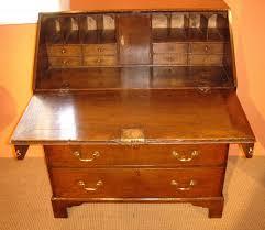 18th century georgian oak bureau uk by antique desks bureaux