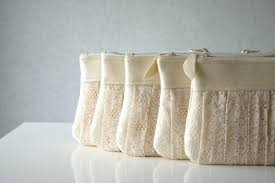 bridesmaids bags bridesmaid lace clutch bags ruched bridesmaids bags set