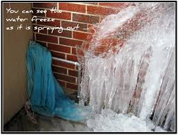 How To Shut Off Outside Water Faucet For Winter Winterizing Tip Of The Day Check Those Outside Faucets