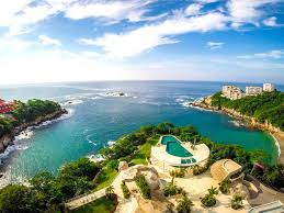 luxury beachfront condo located in cosmo huatulco u0027s resort
