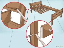 Fix Bed Frame Learn How To Do Anything How To Fix A Squeaking Bed Frame