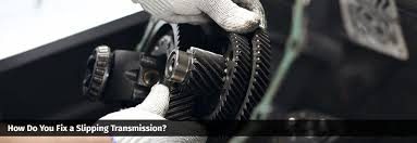 how do you fix a slipping transmission