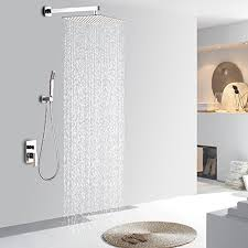 Shower Sets For Bathroom Starbath Shower Sets With 12 Inch Fall Shower And