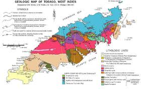 where is and tobago located on the world map geological map of tobago website 3