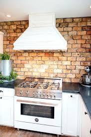 faux kitchen backsplash work faux brick panels for kitchen backsplash tile glass
