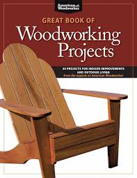 great book of woodworking projects book by randy johnson