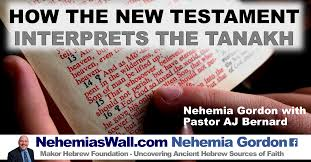 Lying Vanities Definition How The New Testament Interprets The Tanakh Nehemiaswall