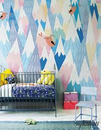 Best Nursery Wallpaper Murals Images On Pinterest Wallpaper - Kids room wallpaper murals
