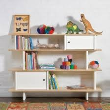 White Modern Bookshelves by Kids Modern Bookshelf Modern Bookshelves For Children