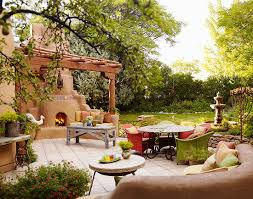 home entertaining gracious outdoor dining and entertaining traditional home