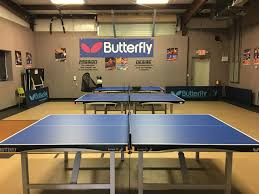 table tennis store near me table tennis ping pong facility for lessons open play shop party