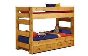 Trendwood Bunkhouse Wrangler TwinTwin Bunk Bed Furniture Market - Trendwood bunk beds