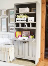 Secretary Desk Bookcase Ana White Tall Secretary Cabinet With Mail Slots Diy Projects