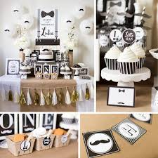 mustache party digital files mustache party decorations mustache birthday