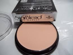 Professional Stage Makeup Mehron Star Blend Cake Pancake Water Base Stage Makeup Tan Shades