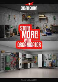 organigator u2013 garage organization system 2015 organigator