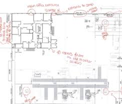 Security Floor Plan University And College Cctv Systems Security Cameras And Video