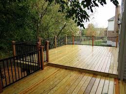 cedar post garden fence home u0026 gardens geek