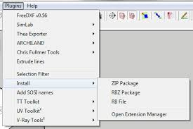 download google sketchup tutorial complete zip simple plugin installer sketchup extension warehouse