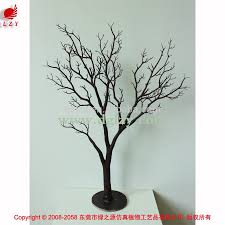 hight quality artificial tree no leaves artificial tree branchs