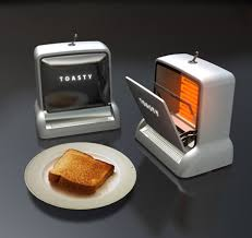 it s all about the crisp toast yanko design - Designer Toaster