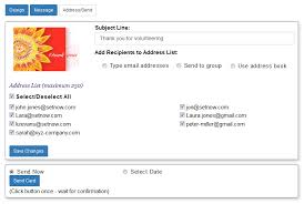 send an ecard tutorials address and schedule your ecard address book import