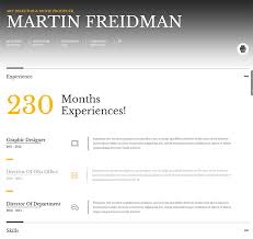 Resume Promotion 24 Best Wordpress Resume Themes For Freelancers Web U0026 Graphic