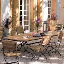 Beautiful Salon De Jardin Vienna Teck Fer Forge Best Salon De Jardin Bois Fer Contemporary Amazing House Design