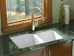 Undermount Bathroom Sink With Faucet Holes by Standard Plumbing Supply Product Kohler K 5931 4u 20 Executive