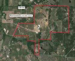 wt waggoner ranch map aerial map 518 ac waggoner ranch boonesville sold
