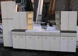 steel kitchen cabinets retro kitchens appliances vintage metal