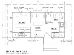 Park Model Homes Floor Plans Escape Park Models Tiny House Blog